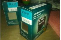 AMD 速龙II X2 245(盒)2
